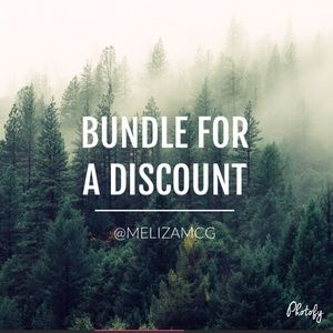 Bundle for a discount